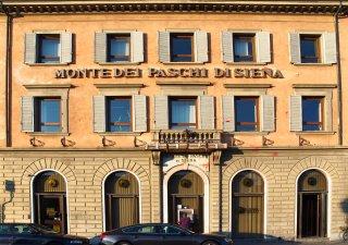 Banca Monte dei Paschi di Siena v Pise