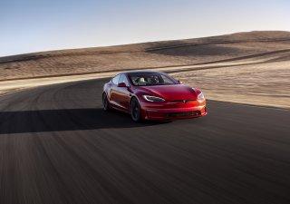 Tesla představila nový Model S Plaid.