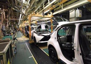 Toyota bude v Kolíně vyrábět nový model ze segmentu malých vozů.
