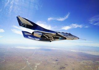 Suborbitální letadlo Virgin Galactic