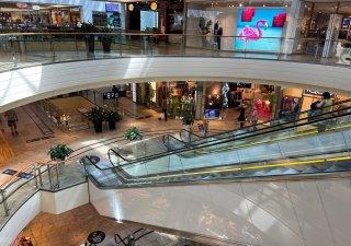Obchodní centrum - ilustrační snímek