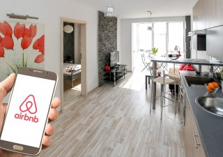 Americká společnost Airbnb zprostředkovává ubytování v soukromí.
