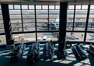 Letiště, ilustrační foto