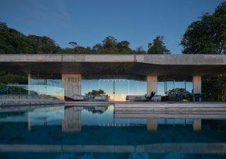 Art villas Costa Rica, Formafatal, architektura