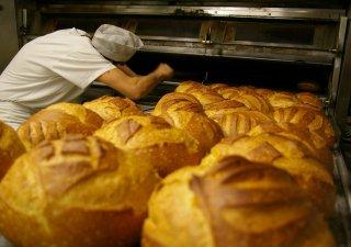 pekař, ilustrační foto