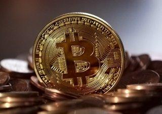 Bitcoin ilustrační foto
