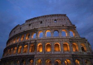 Koloseum, římská památka