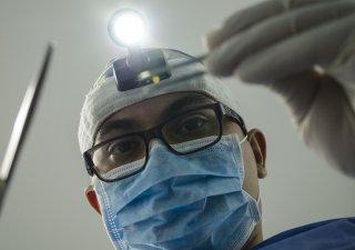 Lékař, ilustrační foto