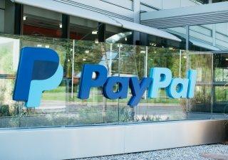 PayPal, ilustační foto