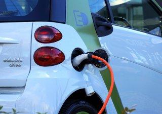 Elektromobil, ilustační foto