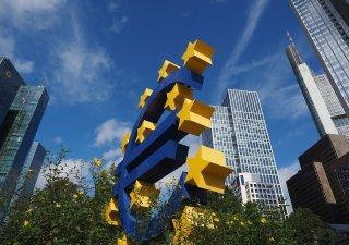 Evropská centrální banka, ilustrační foto