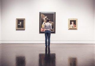 Výstava, ilustrační foto