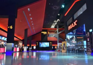 Cinema City, v pražském OC Flora