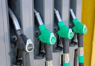benzin, nafta, čerpací stanice