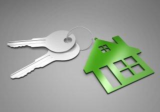 Úvěry hypoték, ilustrační foto