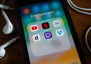Netflix, ilustrační foto
