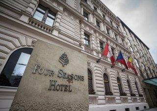 Hotel Four Seasons v Praze