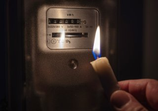 blackout, elektroměr,