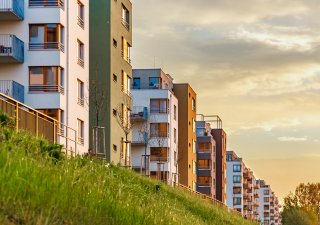 Ceny bytů letí vzhůru, všude ve světě, ilustrační foto.