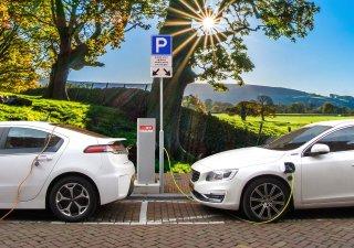 Elektromobil, ilustrační foto