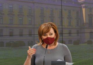 Alena Schillerová, ministryně financí