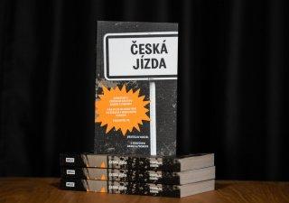 kniha Česká jízda