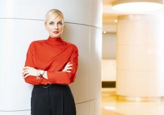 Monika Zahálková, výkonná ředitelka České bankovní asociace