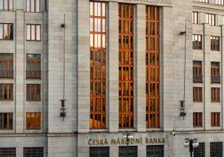 Česká národní banka, ilustrační foto