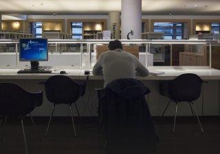 Kancelářský život
