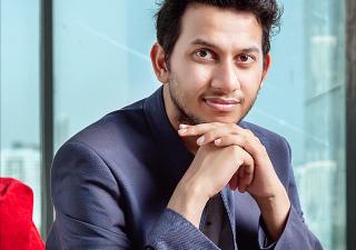 Ritesh Agarwal, zakladatel a CEO řetězce OYO Hotels