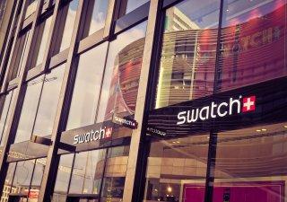 Švýcarský výrobce hodinek značky Swatch se vrací k zisku