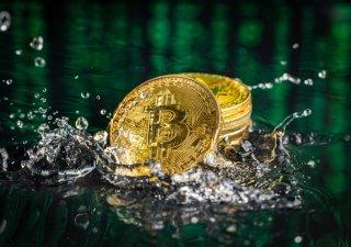 Pád bitcoinu. Kryptoměna se tento týden dostala na nejnižší hodnotu od začátku roku.