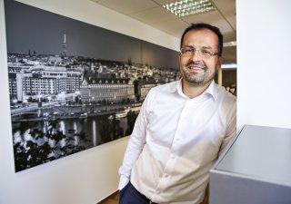 Tomáš Raška, podnikatel a majoritní vlastník investiční skupiny Natland