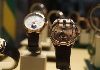 Prodeje luxusních hodinek rostly navzdory pandemii.
