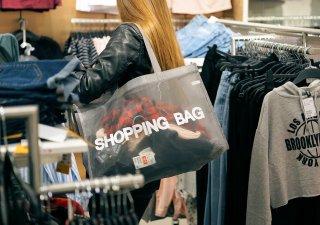 nákupy, ilustrační foto