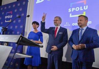 Vítěz voleb: koalice Spolu