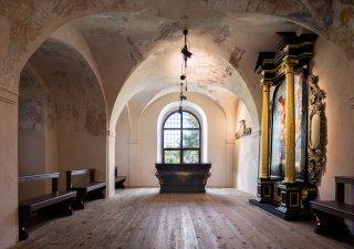 Areál Sázavského kláštera prošel náročnou rekonstrukcí.