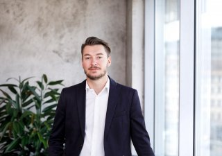 Martin Křivánek z KPMG