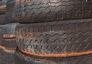 Staré pneu jako nový byznys.