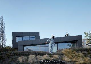Vilu v Tróji navrhli architekti a designéři ze studia Coll Coll.