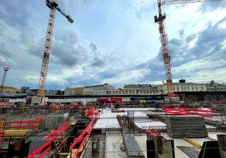 Výstavba bytů v Česku