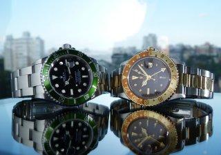 Švýcarské hodinky jsou novodobou investicí.