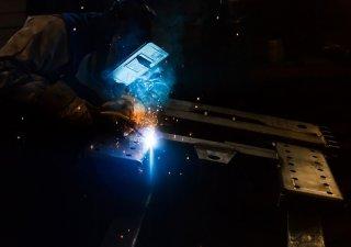 průmyslová výroba, ilustrační foto