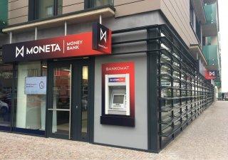 Pobočka Moneta Money Bank, ilustrační foto