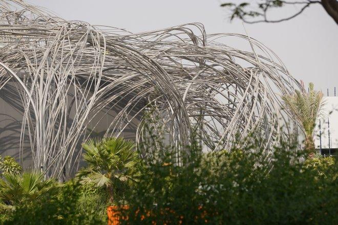 Jak přinést do pouště zeleň? Prohlédněte si český EXPO pavilon