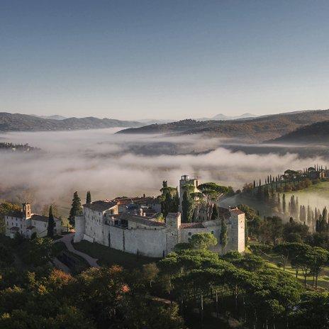 Italský architekt z tisíc let starých ruin vytvořil luxusní hotel