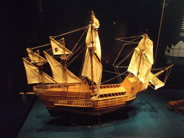 Loď Mary Rose: exkurze do doby, kdy britské impérium bylo ještě v plenkách