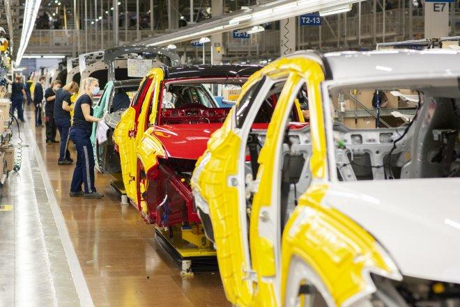 Nošovické automobilce Hyundai loni klesl zisk o dvě pětiny