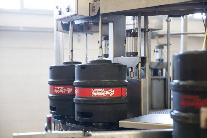 Tržby Budvaru byly loni na rekordu. Pivovar podržela domácí konzumace
