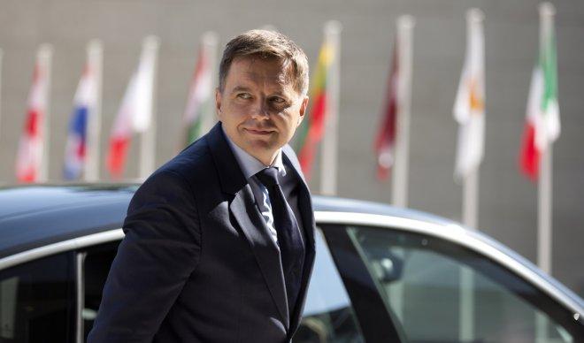 Šéf slovenské centrální banky Kažimír čelí obvinění z korupce, vinu popírá